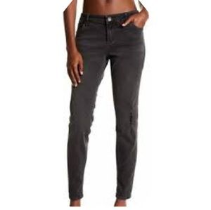 Kut From The Kloth So Low Gray Jeans